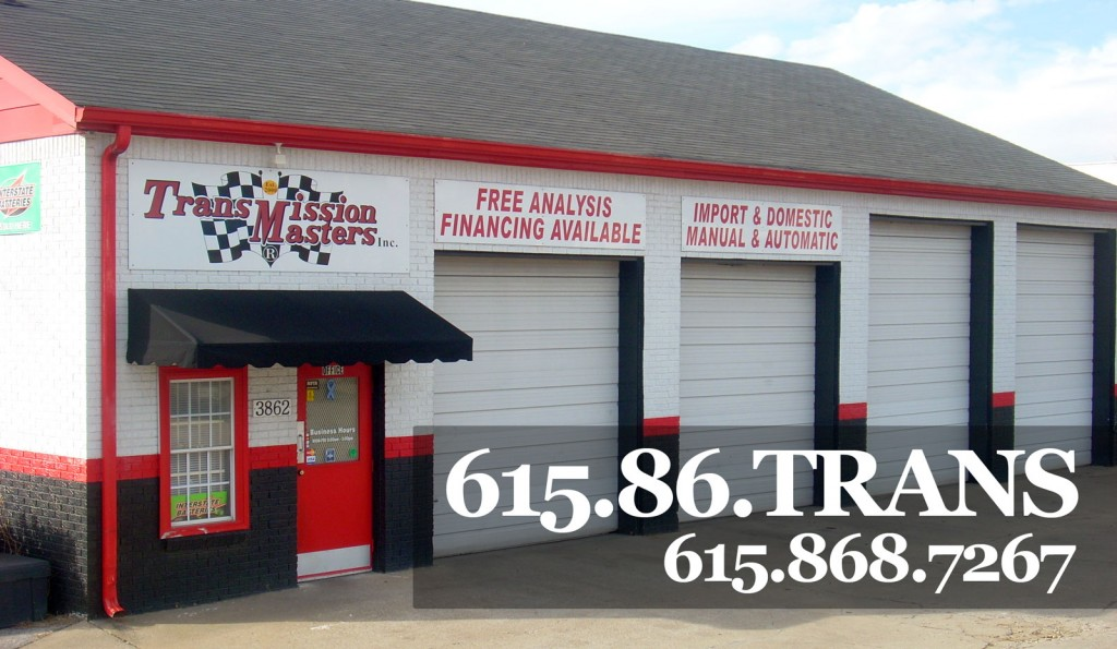 Transmission Shop Nashville TN | Transmission Repair